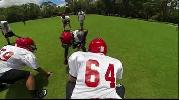 GoPro TV Spot, 'That's Football Right There' Featuring Jon Gruden - Thumbnail 2