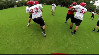 GoPro TV Spot, 'That's Football Right There' Featuring Jon Gruden - Thumbnail 4