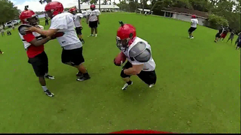GoPro TV Spot, 'That's Football Right There' Featuring Jon Gruden - Thumbnail 5