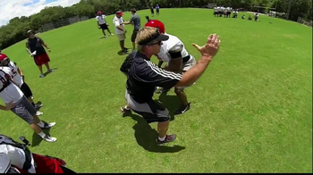 GoPro TV Spot, 'That's Football Right There' Featuring Jon Gruden - Thumbnail 7
