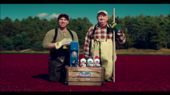 SodaStream Ocean Spray TV Spot - 196 commercial airings