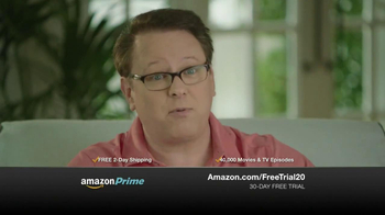 Amazon Prime TV Spot, 'Customer Interviews' - Thumbnail 8