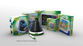 Crayola Digital Light Designer TV Spot  - Thumbnail 10