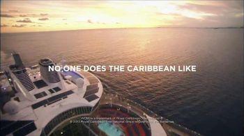Royal Caribbean Cruise Lines TV Spot, 'Destination Wow' - Thumbnail 9