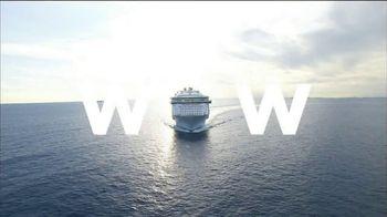Royal Caribbean Cruise Lines TV Spot, 'Destination Wow' - Thumbnail 2