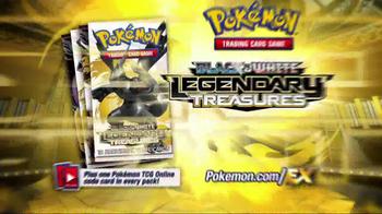 Pokemon Black & White Legendary Treasures Card Game TV Spot - Thumbnail 10