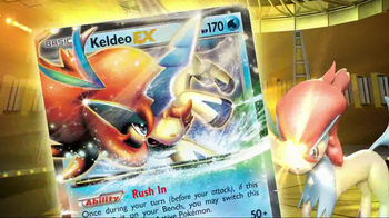 Pokemon Black & White Legendary Treasures Card Game TV Spot - Thumbnail 3
