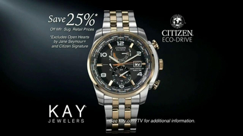 Kay Jewelers TV Spot, 'Kids Today: Save 25 Percent on Citizen Watches' - Thumbnail 9