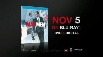 Mad Men: Season Six Blu-ray and DVD TV Spot - Thumbnail 10