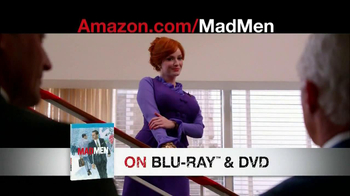 Mad Men: Season Six Blu-ray and DVD TV Spot