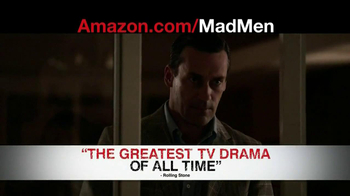 Mad Men: Season Six Blu-ray and DVD TV Spot - Thumbnail 8