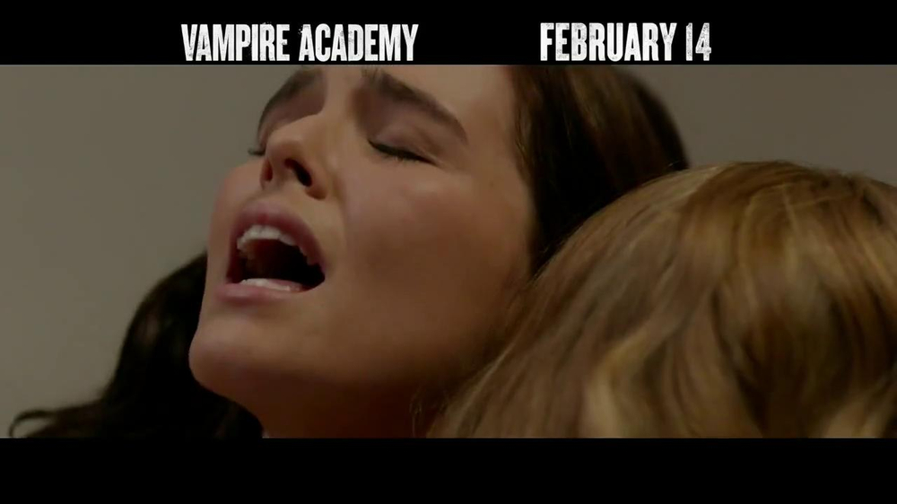 Vampire Academy TV Movie Trailer
