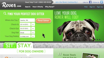 Rover.com TV Spot, Online Community' - Thumbnail 2