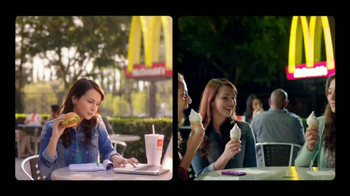 McDonald's Dollar Menu and More TV Spot, 'Symmetry' [Spanish] - Thumbnail 5