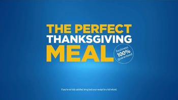 Walmart TV Spot, 'The Perfect Thanksgiving Meal' - Thumbnail 10