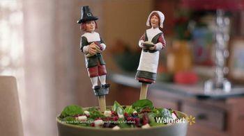 Walmart TV Spot, 'Pilgrim Salad'