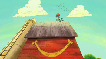 McDonald's Happy Meal TV Spot, 'Build a Bear Workshop' - Thumbnail 1