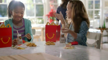 McDonald's Happy Meal TV Spot, 'Build a Bear Workshop'