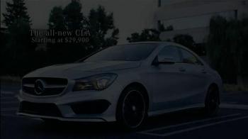 Mercedes-Benz CLA TV Spot, 'Break the Rules' - Thumbnail 10