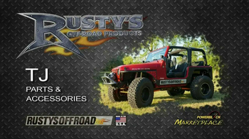 Rusty's Off-Road Products TV Spot, 'Jeep Wrangler TJ' - Thumbnail 1