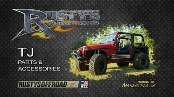 Rusty's Off-Road Products TV Spot, 'Jeep Wrangler TJ' - Thumbnail 2