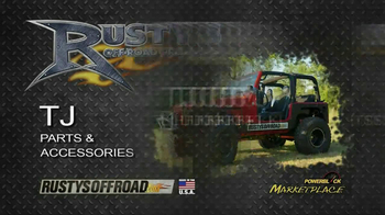 Rusty's Off-Road Products TV Spot, 'Jeep Wrangler TJ' - Thumbnail 4