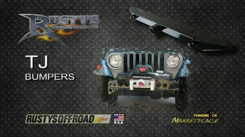 Rusty's Off-Road Products TV Spot, 'Jeep Wrangler TJ' - Thumbnail 6