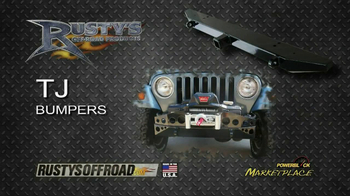 Rusty's Off-Road Products TV Spot, 'Jeep Wrangler TJ' - Thumbnail 7
