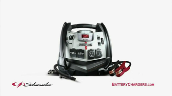 Schumacher Portable Power Station TV Spot, 'Dead Battery' - Thumbnail 6