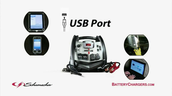 Schumacher Portable Power Station TV Spot, 'Dead Battery' - Thumbnail 9