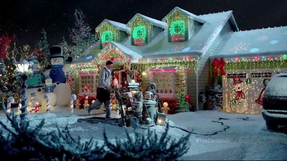 Sears TV Commercial, 'The Denskies: Christmas Treadmill' - iSpot.tv