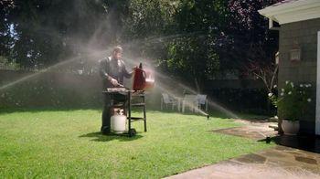 Xfinity TV Spot, 'Sprinklers' - 82 commercial airings