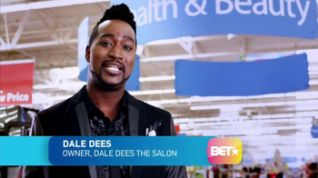 BET and Walmart TV Spot, 'Glam for the Holidays' Featuring Dale Dees - Thumbnail 3