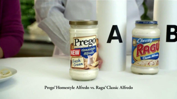 Prego Homestyle Alfredo TV Spot [Spanish] - Thumbnail 2