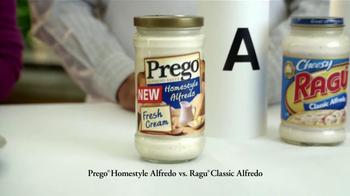 Prego Homestyle Alfredo TV Spot [Spanish] - Thumbnail 3