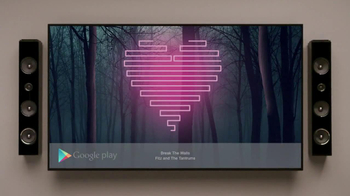 Google Chromecast TV Spot, 'Breakthroughs' Song by Fitz and The Tantrums