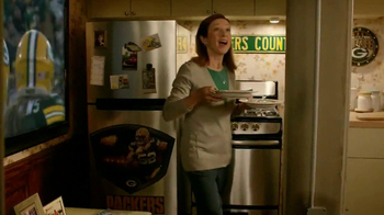 Campbell's Chunky New England Clam Chowder TV Spot Feat. Clay Matthews,  - Thumbnail 3