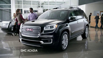 GMC Black Friday Sales Event TV Spot, 'Sleep' - Thumbnail 8