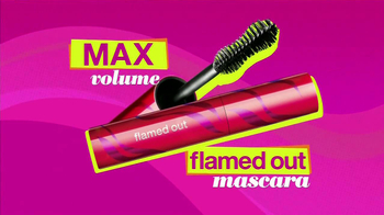 CoverGirl Max Volume Flamed Out Mascara TV Spot Con Becky G [Spanish] - Thumbnail 4
