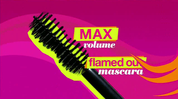 CoverGirl Max Volume Flamed Out Mascara TV Spot Con Becky G [Spanish] - Thumbnail 5