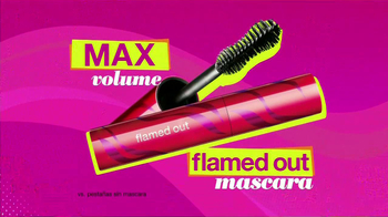 CoverGirl Max Volume Flamed Out Mascara TV Spot Con Becky G [Spanish] - Thumbnail 8