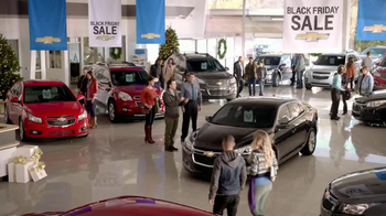 Chevrolet Black Friday Sale TV Spot, 'Glasses' - Thumbnail 1