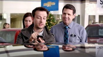 Chevrolet Black Friday Sale TV Spot, 'Glasses' - Thumbnail 2