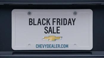 Chevrolet Black Friday Sale TV Spot, 'Glasses' - Thumbnail 7