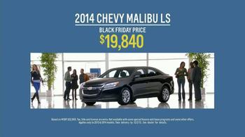 Chevrolet Black Friday Sale TV Spot, 'Glasses' - Thumbnail 8