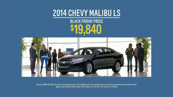 Chevrolet Black Friday Sale TV Spot, 'Glasses' - Thumbnail 9