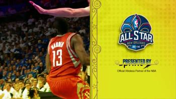 NBA All-Star Game TV Spot, 'Vote Now' - Thumbnail 3
