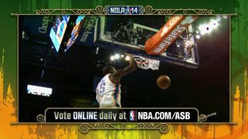 NBA All-Star Game TV Spot, 'Vote Now' - Thumbnail 5