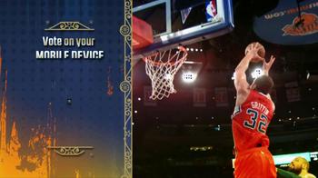 NBA All-Star Game TV Spot, 'Vote Now' - Thumbnail 6