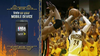NBA All-Star Game TV Spot, 'Vote Now' - Thumbnail 7